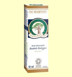 Oli Il·luminador Baobab Bio - Marnys - 50 ml