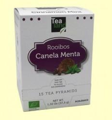 Infusió Rooibos Canela i Menta - Tealand - 15 piràmides