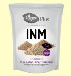 INM (Shiitake, Maitake, Reishi i Camu Camu) Bio - El Granero - 150 grams
