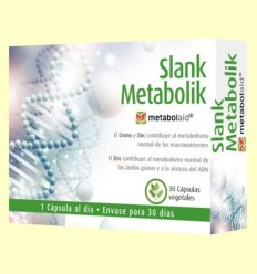 Slank Metabolik - Espadiet - 30 càpsules