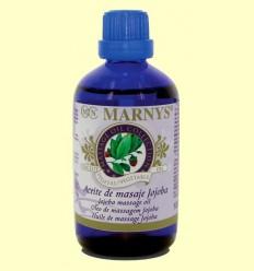 Oli de Jojoba Reparador per Massatge - Marnys - 100 ml