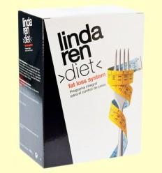Fat Loss - Control de Pes - Lindaren diet - 30 blisters