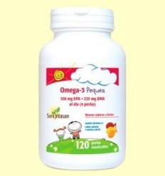 Omega-3 petits - Sura Vitasan - 120 perles
