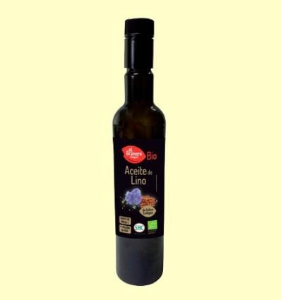 Linogran Oli de Lli Bio - El Granero - 500 ml
