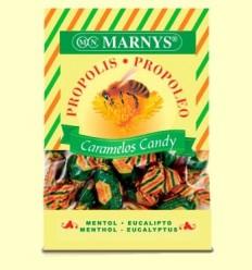 Caramels de Pròpolis Mel Mentol i Eucaliptus - Marnys - 60 grams