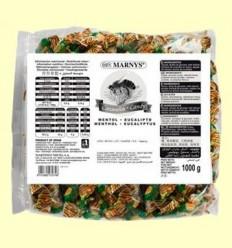 Caramels de Pròpolis Mel Mentol i Eucaliptus - Marnys - 1kg