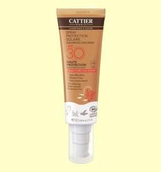 Esprai protecció solar SPF30 - Cattier - 125 ml