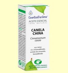 Oli Essencial Canela Xina - Esential Aroms - 10 ml