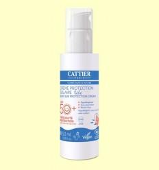 Crema Protecció Solar Nadó SPF50 - Cattier - 50 ml