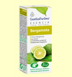 Oli Essencial Bergamota - Esential Aroms - 10 ml