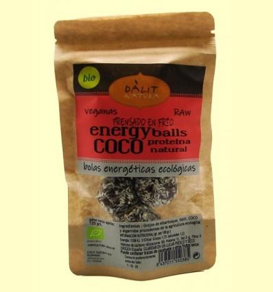 Bio Energy Ball amb Coco - Dàlit Natura - 120 grams