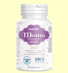 Mama DHA * + Complex B + Vit. C, I + Oligoelements - Esential Aroms - 30 Perles