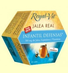 Royal-Vit Infantil Defenses - Dietisa - 20 ampolles