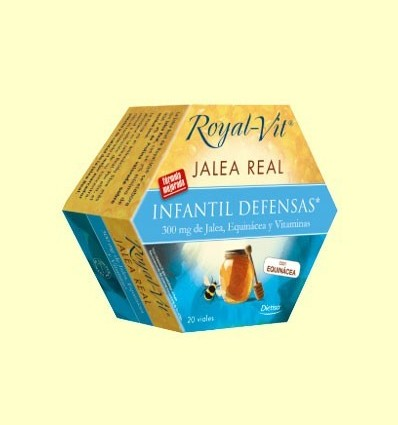 Royal-Vit Infantil Defenses - Dietisa - 20 ampolles