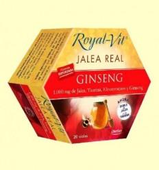 Royal-Vit Ginseng - Dietisa - 20 ampolles