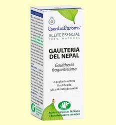 Oli Essencial gaulteria de l'Nepal - Esential Aroms - 10 ml