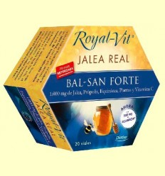 Royal-Vit Balsan Forte - Dietisa - 20 ampolles
