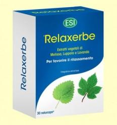Relaxerbe càpsules - Laboratorios ESI - 30 càpsules