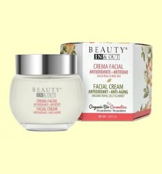 Crema Facial Antioxidant Antiedat Beauty In & Out - Marnys - 50 ml *