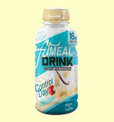 Fitmeal Drink Plàtan i Vainilla - NutriSport - 330 ml