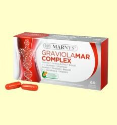 Graviolamar Complex - Marnys - 60 càpsules