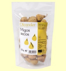 Figues Secs Bio - Oleander - 250 grams