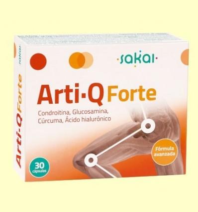 Arti-Q Forte - Articulacions - Sakai - 30 càpsules