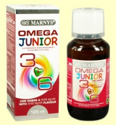 Omega 3 + 6 Júnior - Marnys - 125 ml
