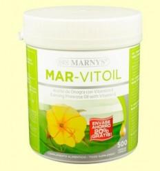 Mar-Vitoil Oli d'Onagra - Marnys - 500 càpsules