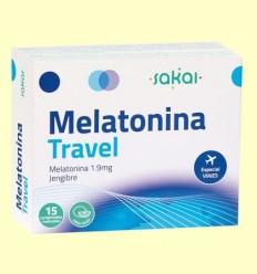 melatonina Travel - Sakai - 15 comprimits