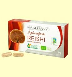 Reishi BIO - Línia B-glucanforte - Marnys - 30 càpsules