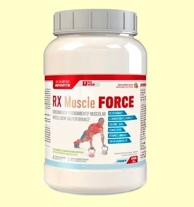RX Muscle Force - Marnys - 1800 grams