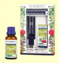 Combo USB Ultra nebulitzador + Synergy Repell 30 ml - Marnys