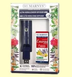Combo USB Ultra nebulitzador + Synergy Energy 30 ml - Marnys