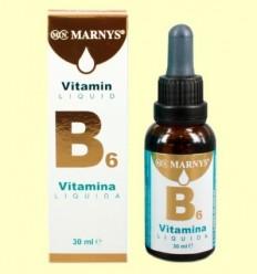 Vitamina B6 líquida - Marnys - 30 ml