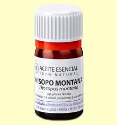 Oli Essencial Hisop Montana - Esential Aroms - 5 ml