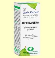 Oli Essencial Menta - Esential Aroms - 10 ml
