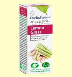 Oli Essencial Lemon-Grass - Esential Aroms - 10 ml