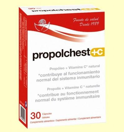 Propolchest - Sistema Immunitari - Bioserum - 30 càpsules