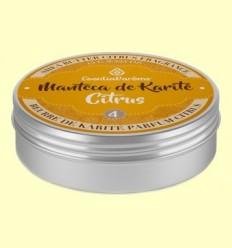 Mantega de Karité 4 Citrus - Esential Aroms - 15 grams