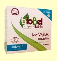 Pastilles Rentaplats Eco - Biobel - 30 unitats