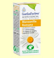 Oli Essencial Camamilla Romana - Esential Aroms - 5 ml