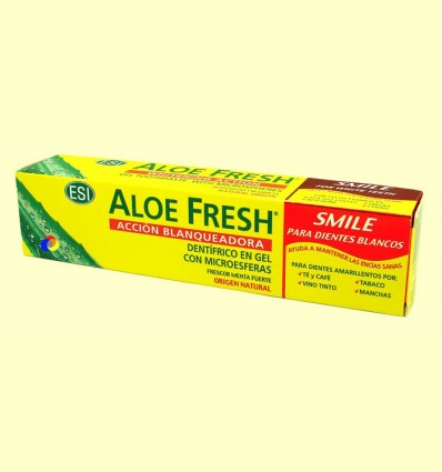 Dentifrici Gel Aloe Fresh Smile - Laboratoris ESI - 100 ml