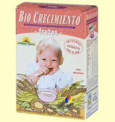 Papilla de Fruites Bio - biocrecimiento - 400 grams *