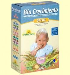 Papilla d'Arròs Bio - Biocrecimiento - 400 grams