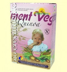 Papilla de Quinoa Bio - Biocrecimiento - 400 grams