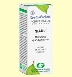 Oli Essencial niaouli - Esential Aroms - 10 ml