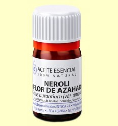 Oli Essencial Neroli (Flor de Azahar) - Esential Aroms - 5 ml