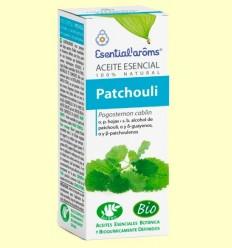 Oli Essencial Patchouli - Esential Aroms - 10 ml
