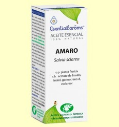 Oli Essencial Amaro - Esential Aroms - 10 ml